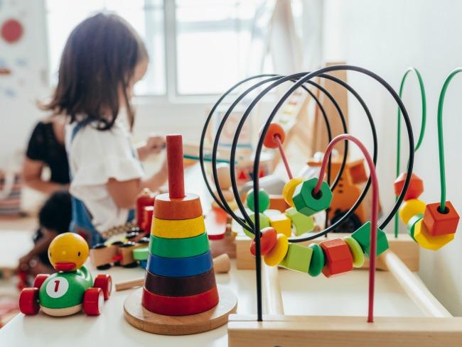 Comment éliminer l'encombrement des jouets