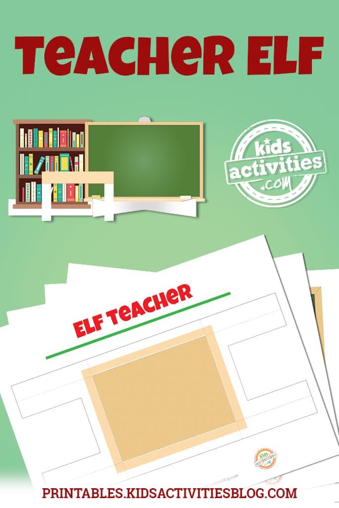 Teacher Elf