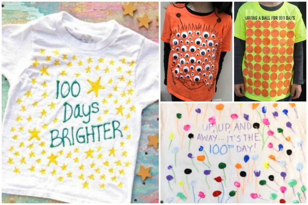 📚 100th Day of School Shirt Ideas