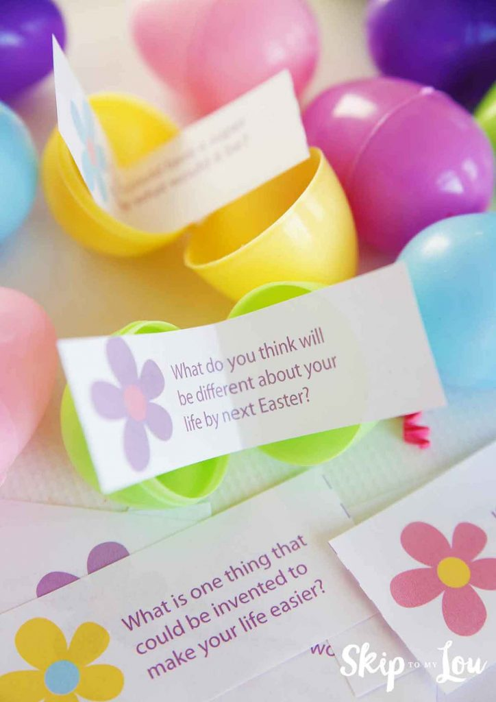 11 free easter activities for kids - from Skip to My Lou