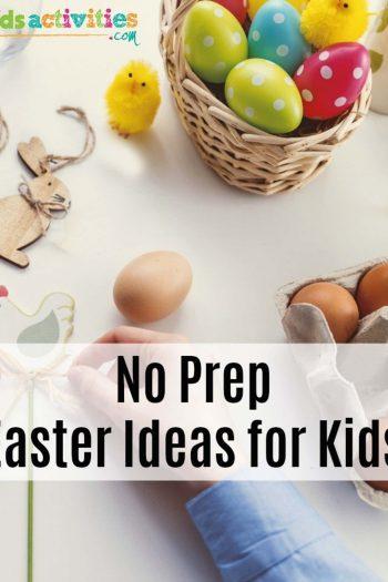 11 free easter activities for kids no prep easter activities