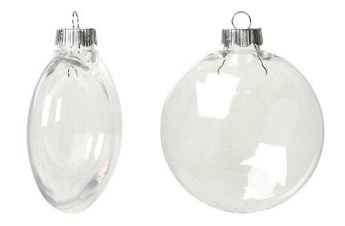 Best plastic fill ornaments.