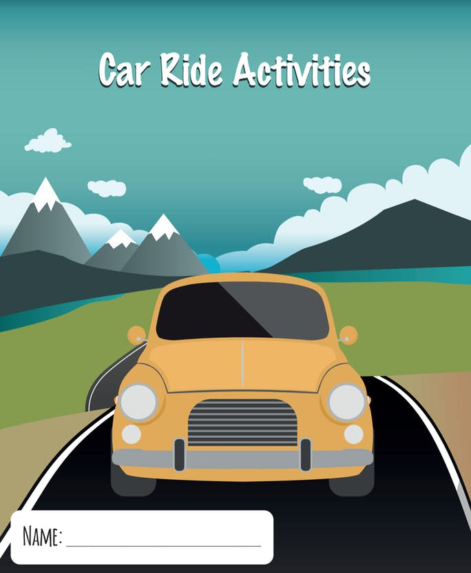 12 Fun Car Ride Games For Kids On Trips