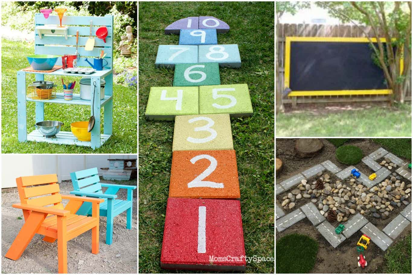 DIY Creative Ideas For Your Backyard