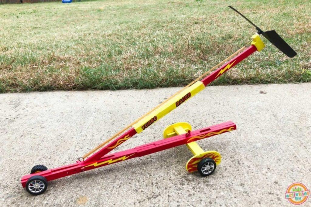 DIY Turbo Racer