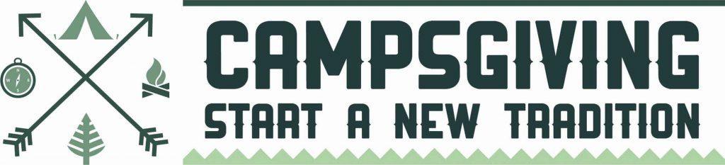 Dutch Oven Peach Cobbler Campsgiving Banner