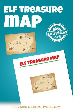 Elf Treasure Map