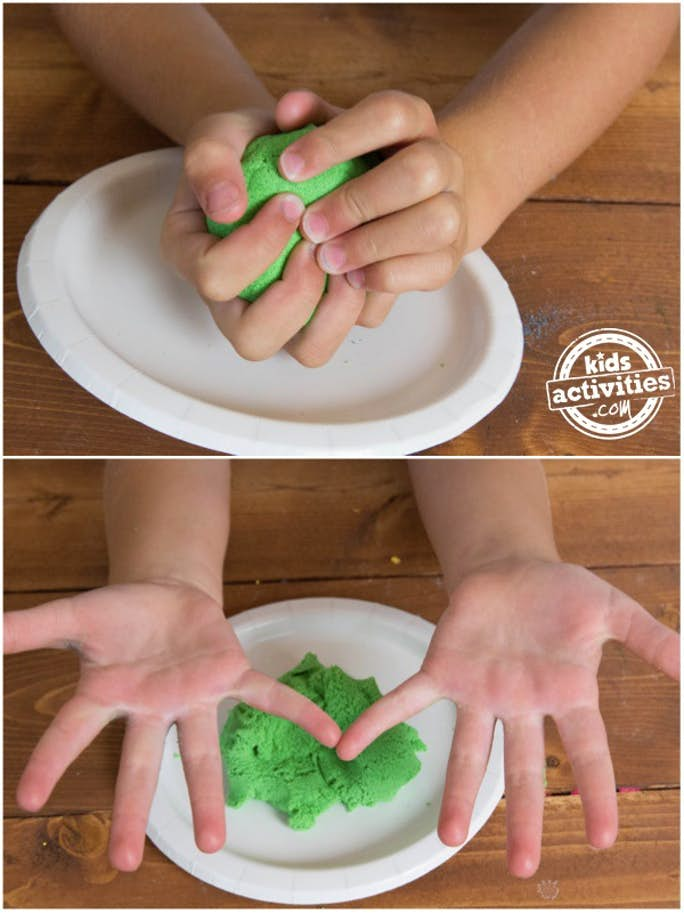 fa34a09754 Kinetic Sand Throwdown: Ranking of Squeezable Sand Brands