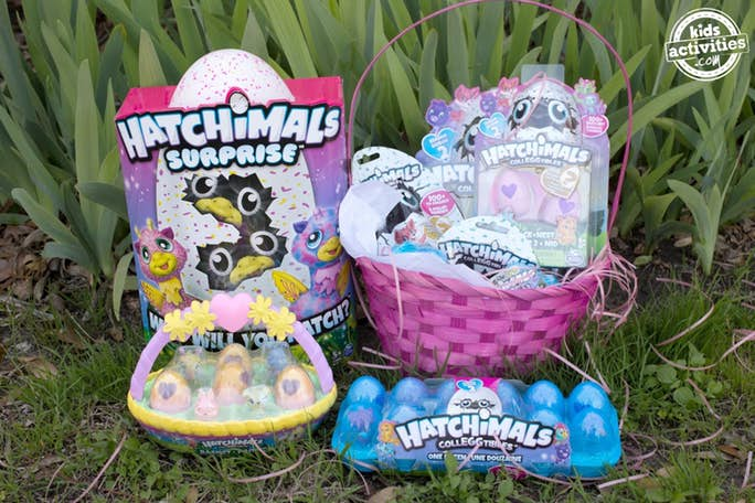 Hatchimals Easter Egg Products