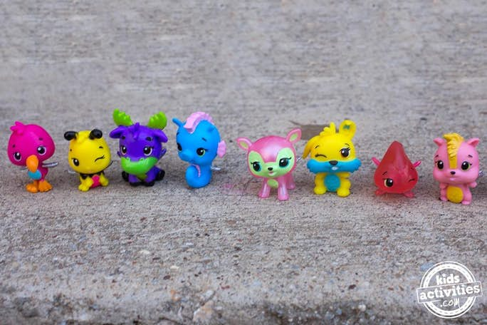 hatchimal animals