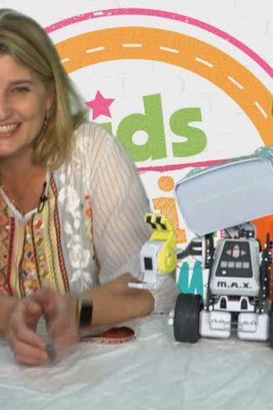 Meccano MAX Robot humor