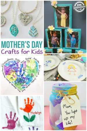 Kids Mother S Day Activities