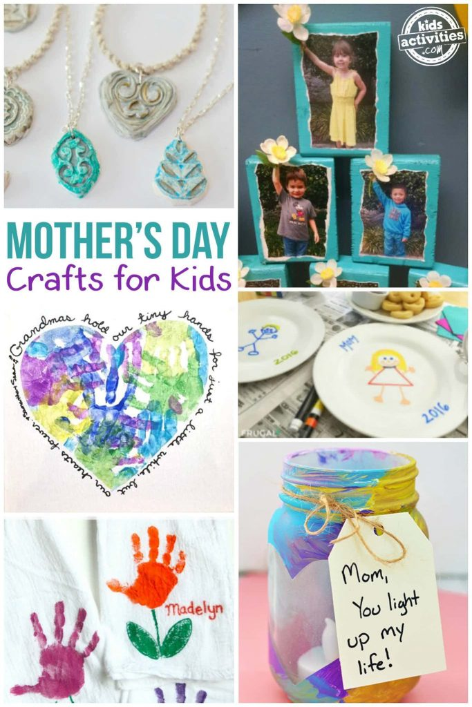 Diy Mother S Day Gifts For Kids To Make That Mom Will Love