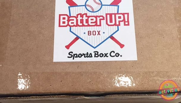 Sports Box Batter Up