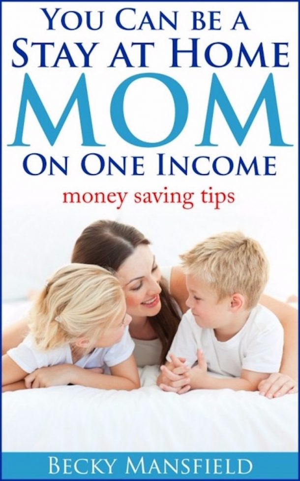Stay Home Mom One Income Mother With Kids