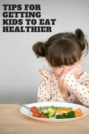Tips Kids Eating Healthier Girl Upset With Vegetables