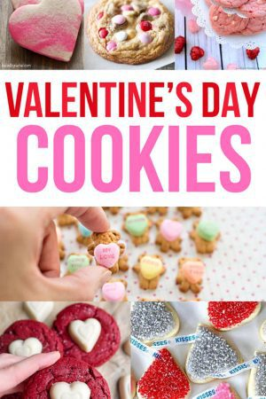 Valentines Day cookie recipes to make feature