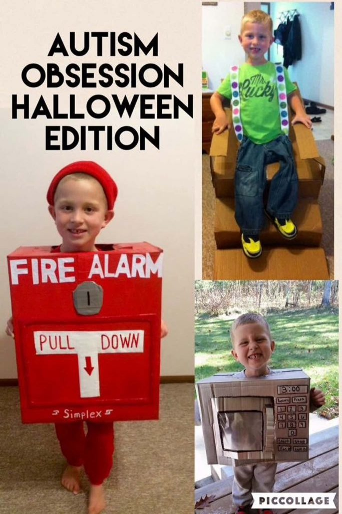 Why I Celebrate Autism on Halloween