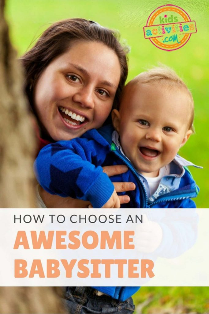awesome babysitter - how to hire