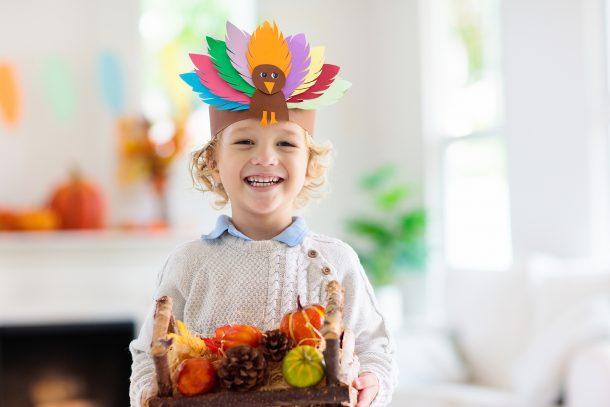 75+ Thanksgiving Crafts & Activities