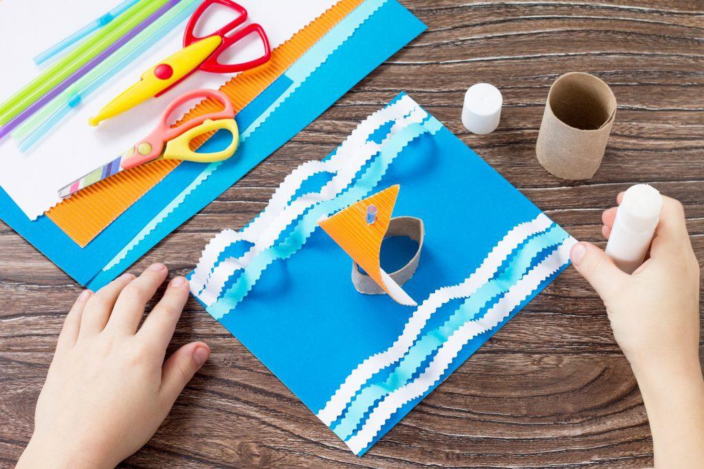 kids crafts increase creativity
