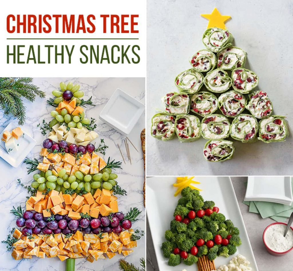 15 Yummy Christmas Trees To Eat