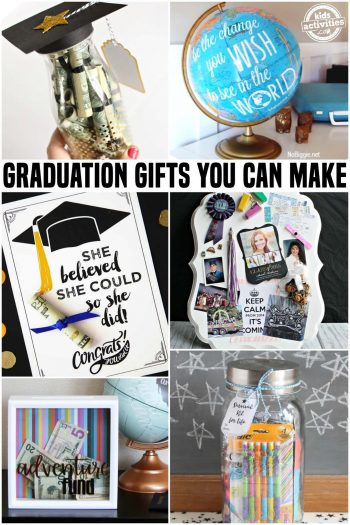 homemade graduation gifts you can make
