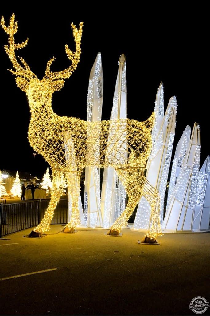 Enchant Christmas.Enchant Christmas In Arlington Texas