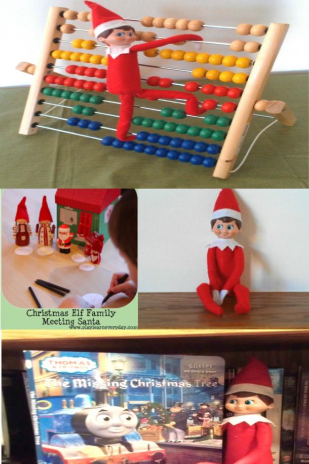 autres idées d'elfe sur l'étagère