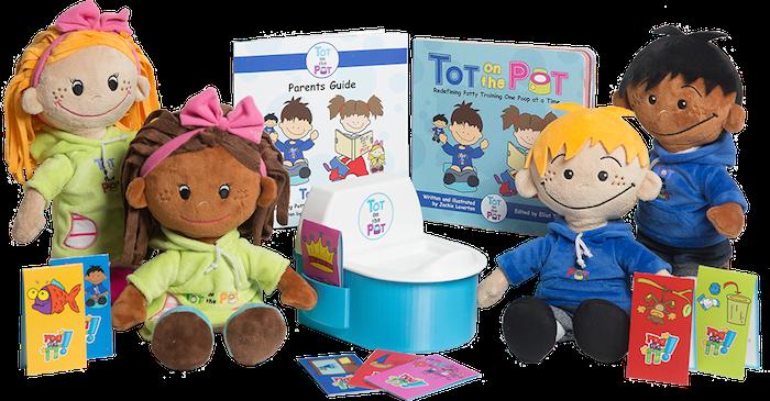 play based potty training