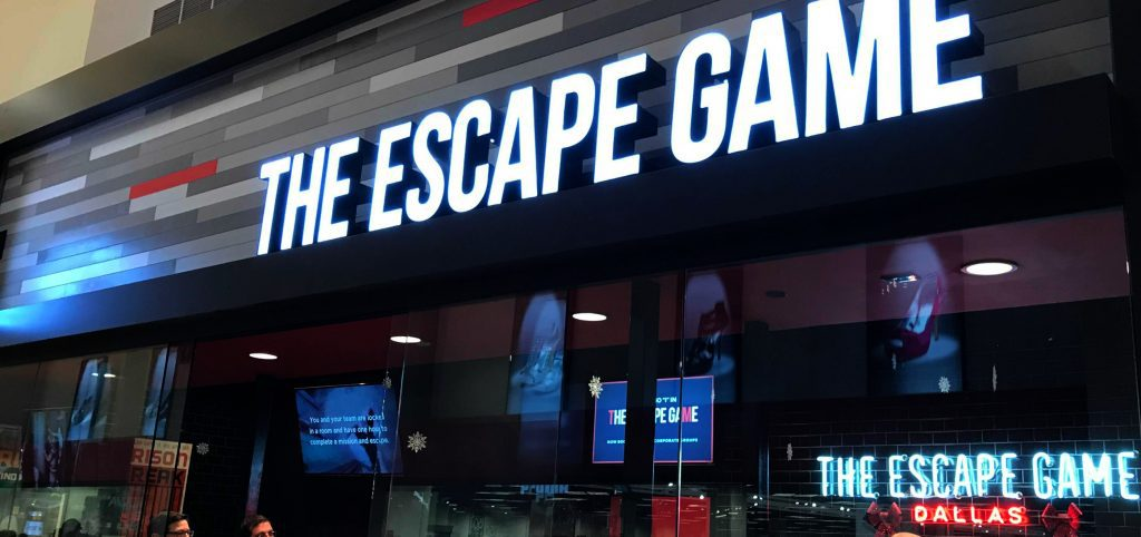 the escape game - Dallas Texas
