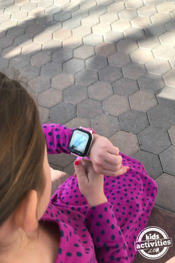 GizmoWatch for Kids - feature