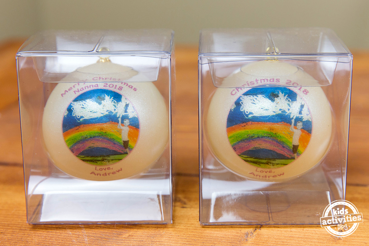 photoball ornaments