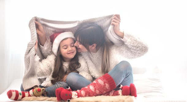 The Stages of Being a Sick Mom During The Holidays
