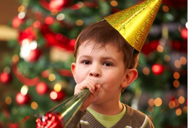 Make your new years eve plans to stay in with your family this year
