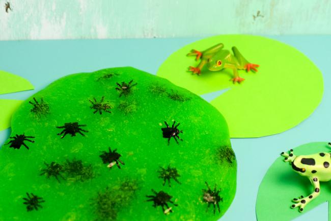 Frog Vomit Slime