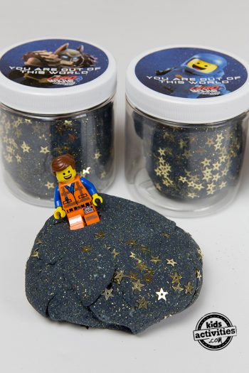 Outer Space Play Dough Featured