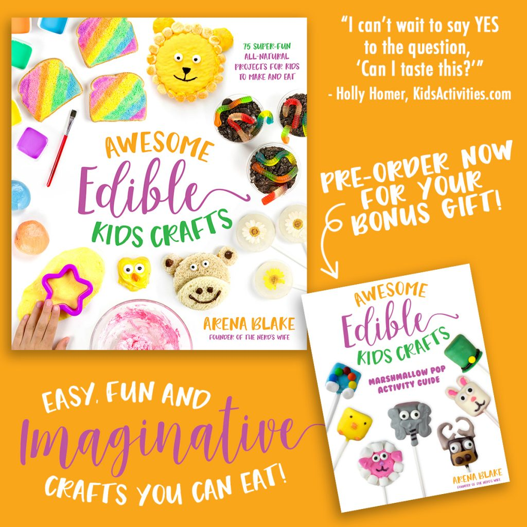 Awesome Edible Kids Crafts Bonus Graphic