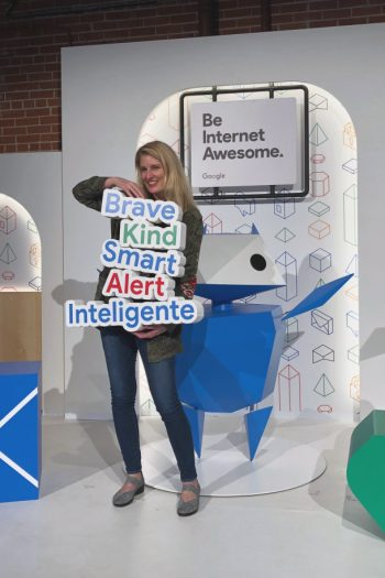 Be Internet Awesome - Holly feature