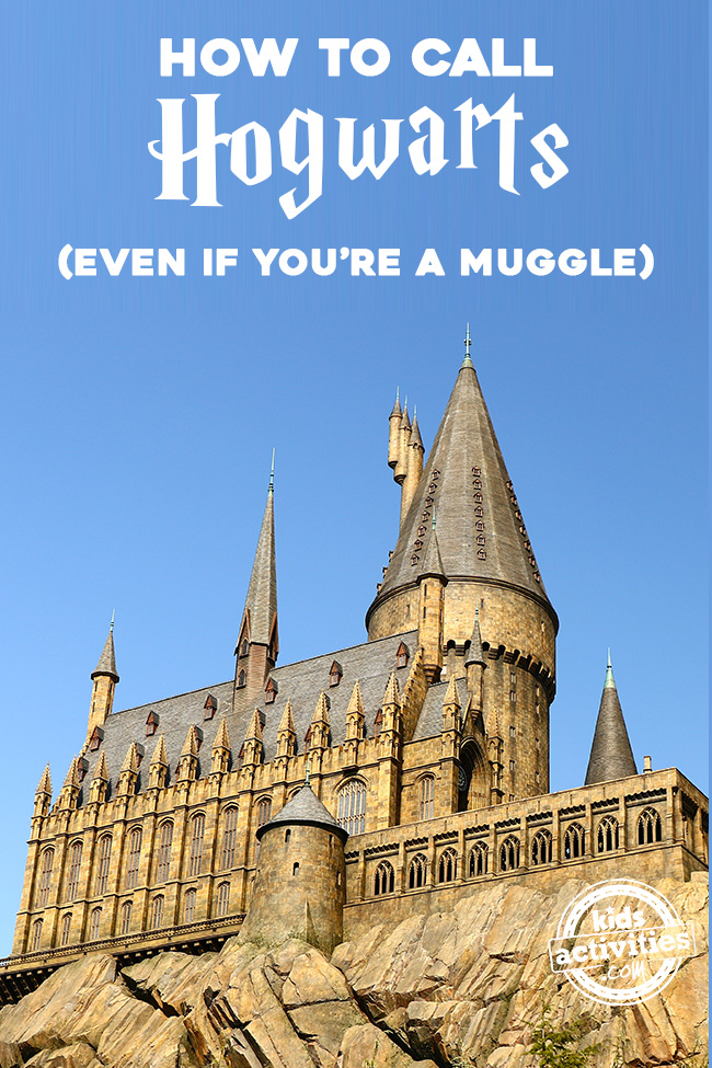 How to Call Hogwarts