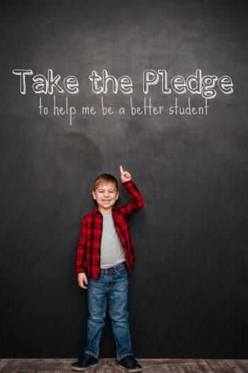 Take the Pledge