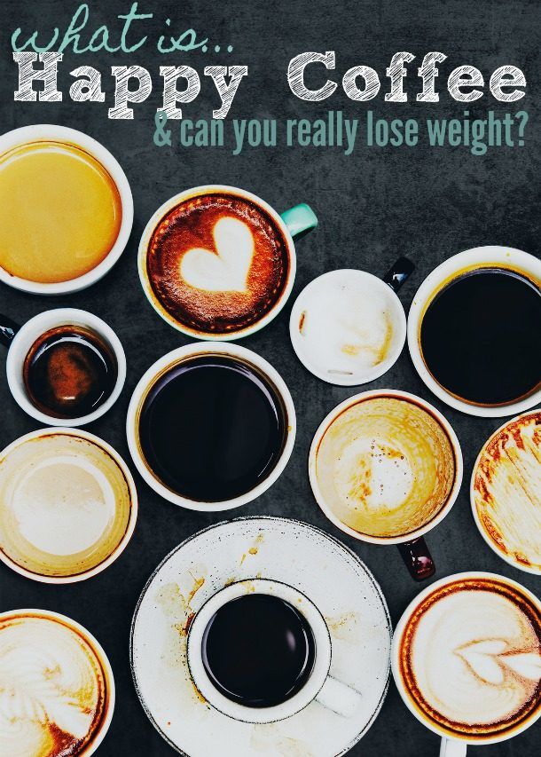 What is Happy Coffee and can you lose weight