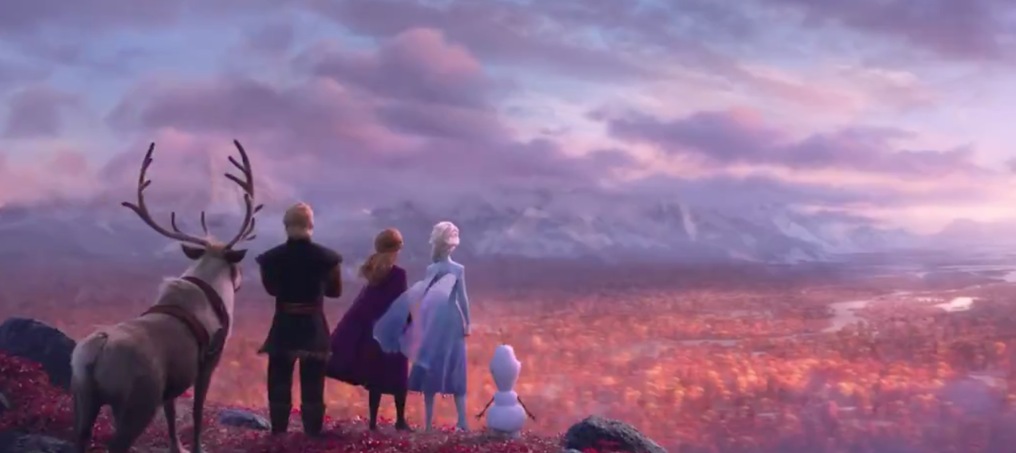 The Frozen 2 Trailer Is Here And Here S How We Are Celebrating