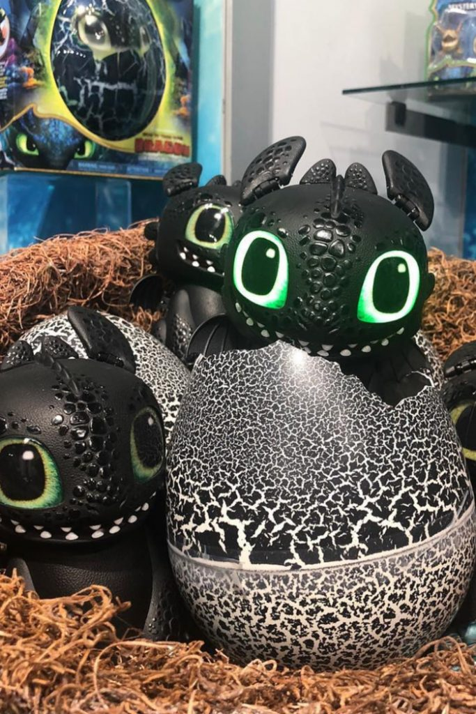 This Hatchimal Toothless Is The Cutest Thing I Ve Ever Seen