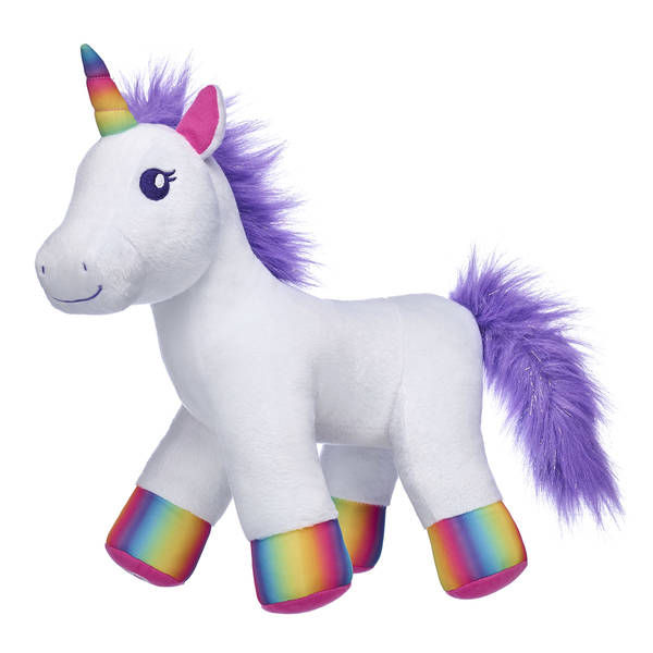 Build-A-Bear Is Releasing a Pink Unicorn Stuffed Animal and
