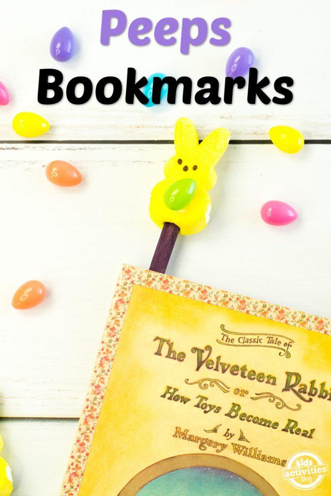 peeps bookmarks