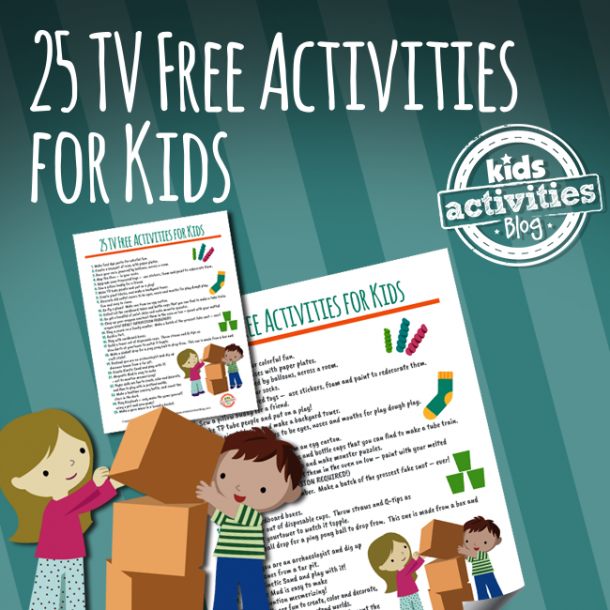Screen-Free Activities for Kids