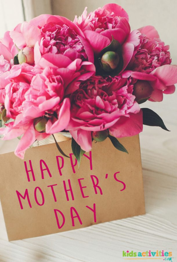 Mother S Day Homemade Gifts Easy Craft Ideas