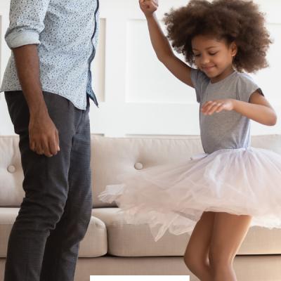 Comment faire des souvenirs avec papa et enfants