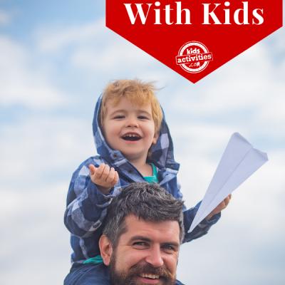 Idées pour papa et enfants